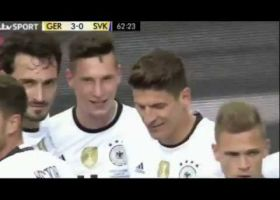 Germany 3-0 Slovakia Goals and Highlights ● EURO 2016 ● Round of 16