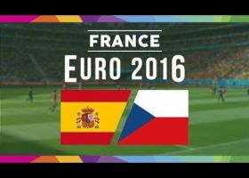 Spain vs Czech Republic 1-0 Highlights Euro Cup 13-6-2016